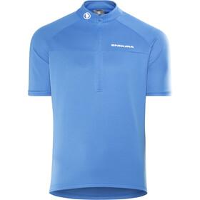 Endura Xtract II Koszulka kolarska z krótkim rękawem Mężczyźni, niebieski